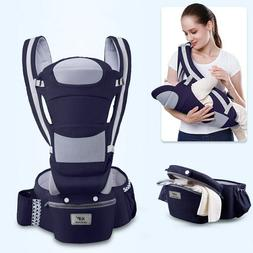 0-48M Ergonomic Baby Carrier Infant Baby Hipseat Carrier Fro