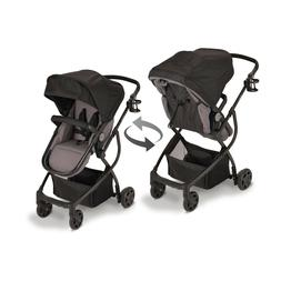 3 in1 Travel System Alloy Gray Baby Carrier Stroller Infant