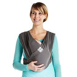 Baby K'tan Breeze Baby Carrier, Charcoal – Women 2-4  /