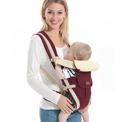 Adjustable Baby Carrier 4 Positions Comfortable Ergonomics D