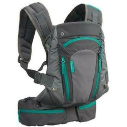 BABY CARRIER Multi Pocket Carry On Padded Contoured Straps 6