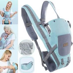 Baby Carrier Sling Wrap Backpack Front Back Chest Ergonomic