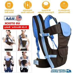 Baby Carrier Toddler Infant Newborn Holder Front Facing Ches