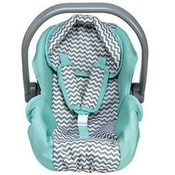 Adora Baby Doll Accessories ZigZag Car Seat Carrier New With