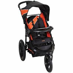 Baby Jogger Stroller Carrier Large Tire Lock 5 Points Safety