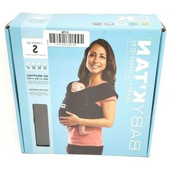 Baby K'Tan Baby Carrier Size Small Natural Cotton No Wrappin