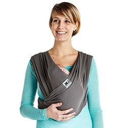 Baby K'Tan Breeze Baby Carrier NIB Charcoal Baby Wearing Eas