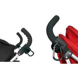 Baby Pram Pushchair Buggy Stroller Clip Hook Carrier Shoppin
