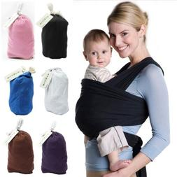 Baby Sling Carrier 100% Cotton Nursing Baby Wrap Suitable fo