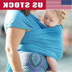 Baby Sling Stretchy Adjustable Wrap Carrier Newborn Infant B