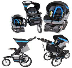 Baby Travel System Stroller Combo With Car Seat Boys Girls J