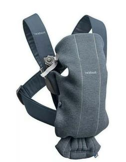 BABYBJÖRN® Baby Carrier Mini 3D Jersey in Dove Blue