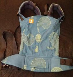 Tula Baby Carriers SSC Full wrap conversion Didymos Natalius