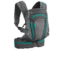 Infantino Carry On Carrier, Grey, One Size