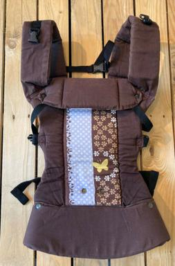 Beco Cotton baby Carrier IN brown A8