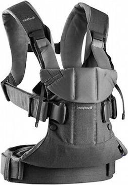 - BABYBJÖRN Baby Carrier One, Cotton Mix,