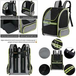 Dog Backpack Carrier For SMALL Dogs Or Cats Breathable Mesh