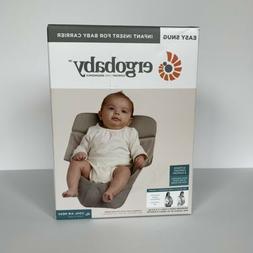 Ergo Baby Easy Snug Infant Insert For Baby Carrier -Cool Air