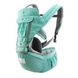 AIEBAO Ergonomic Baby Carrier-Front Facing- 0-18 Months