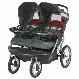 FACTORY NEW Baby Trend Navigator  Double Jogger INTERNTIONAL