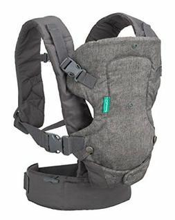 Infantino Flip 4-in-1 Convertible Carrier light easy boy/gir