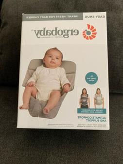 ERGOBABY INFANT INSERT FOR BABY CARRIER COOL AIR MESH NEW