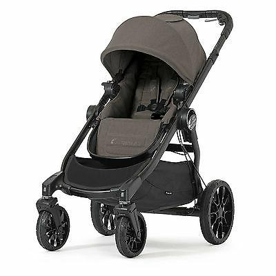 Baby Jogger City Select LUX Double Stroller in Taupe New Ope
