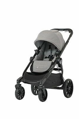 Baby Jogger City Select LUX Single Stroller in Slate Brand N