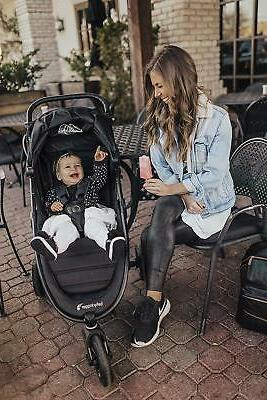 Baby Mini 2 Stroller- Jet Free