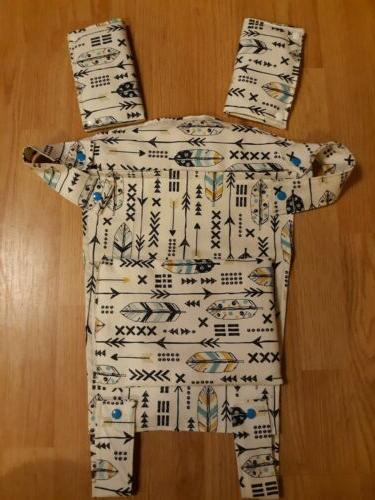 Baby Carrier 5 in Organic