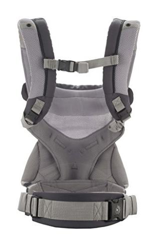 Carry Positions with Carbon Grey