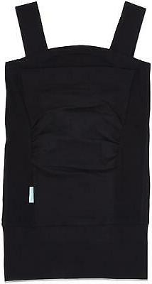 Aden + Anais BABY BONDING TOP - BLACK - LARGE Baby Carrier