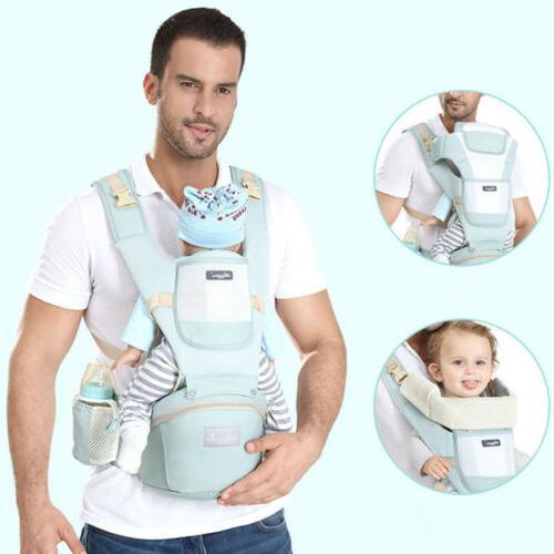 Ergonomic Baby Baby Hipseat lnfant Front Facing