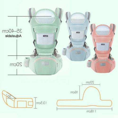 Ergonomic Baby Baby Hipseat lnfant Front