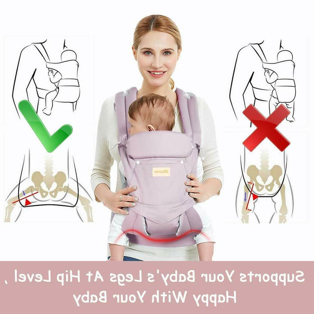 Baby Carrier-Front Back for in