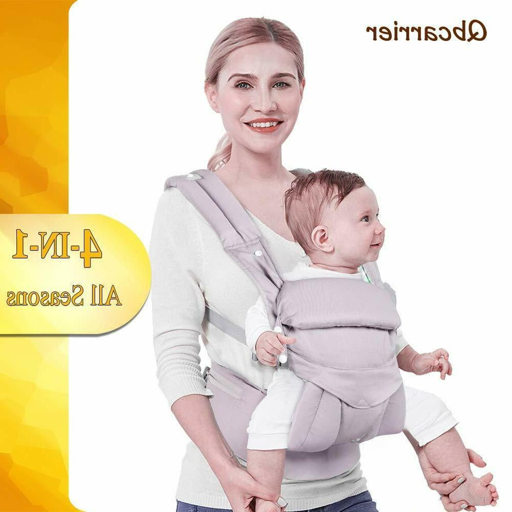 baby carrier front and back for newborn