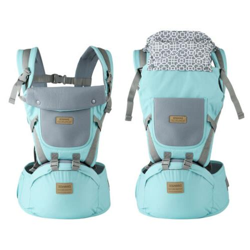 Newborn Baby Carrier Breathable Wrap Sling Backpack
