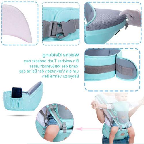 Newborn Breathable Sling Backpack