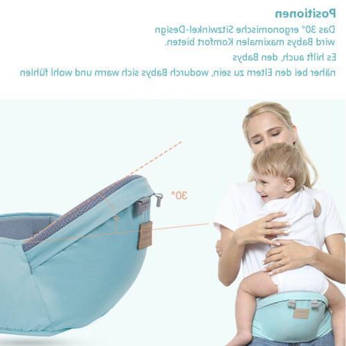 Newborn Breathable Ergonomic Sling Backpack