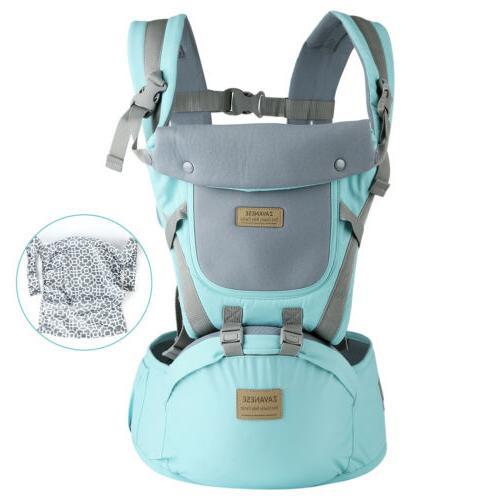 Newborn Infant Carrier Breathable Ergonomic Adjustable Wrap Sling