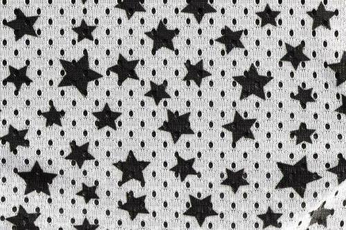 Graco Twinkle Star Black Waist 3D Mesh Type 100%
