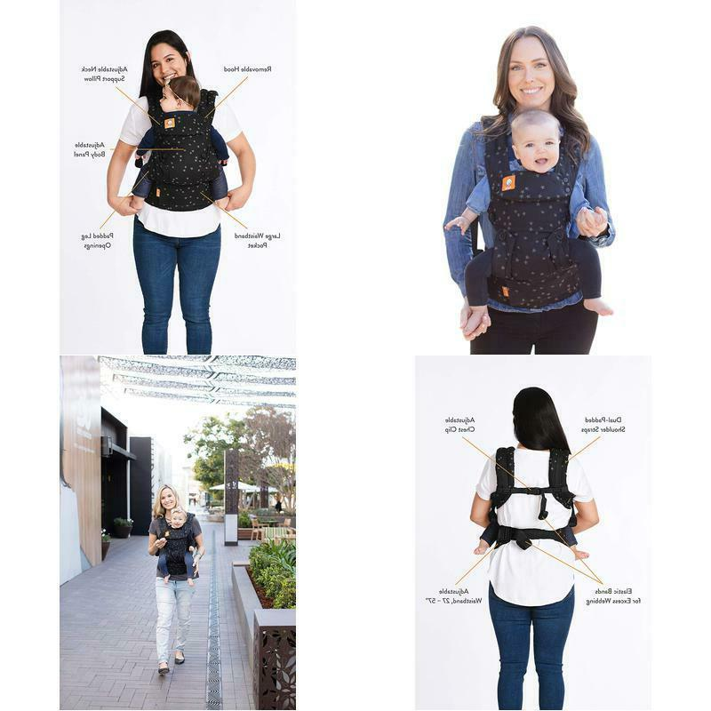 baby explore baby carrier 7 45 lb