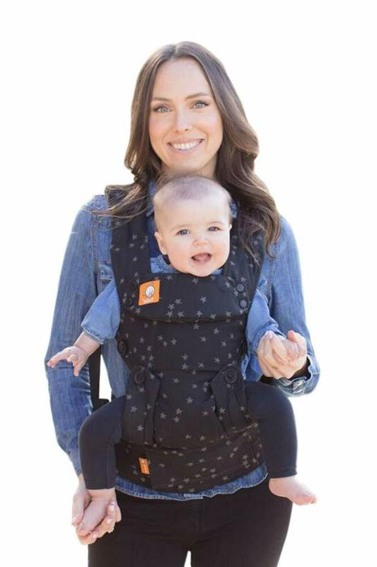Baby Tula Carrier 7 Lb, Adjustable Toddler