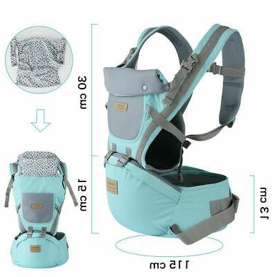 Baby Carrier Ergonomic Adjustable Kangaroo