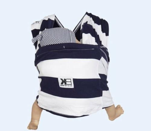 baby k tan original baby wrap carrier