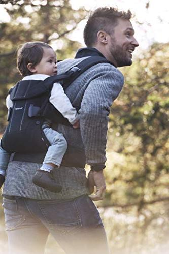 BABYBJORN New Carrier One 2019 Black