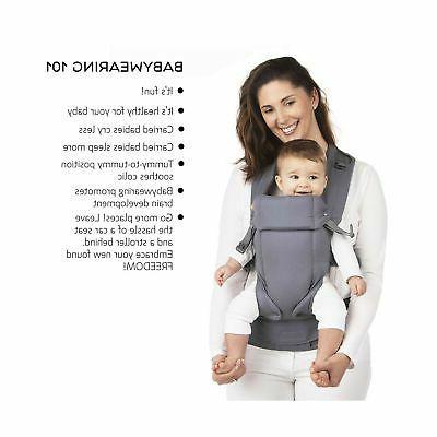 Beco Adjustable Backpack Cool Dark