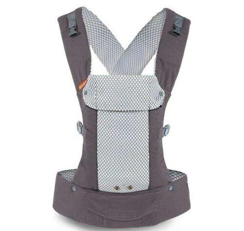 beco gemini baby carrier adjustable ergonomic backpack