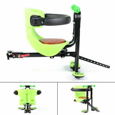Bicycle Kid Child Front Baby Safe Mount Bike Carrier