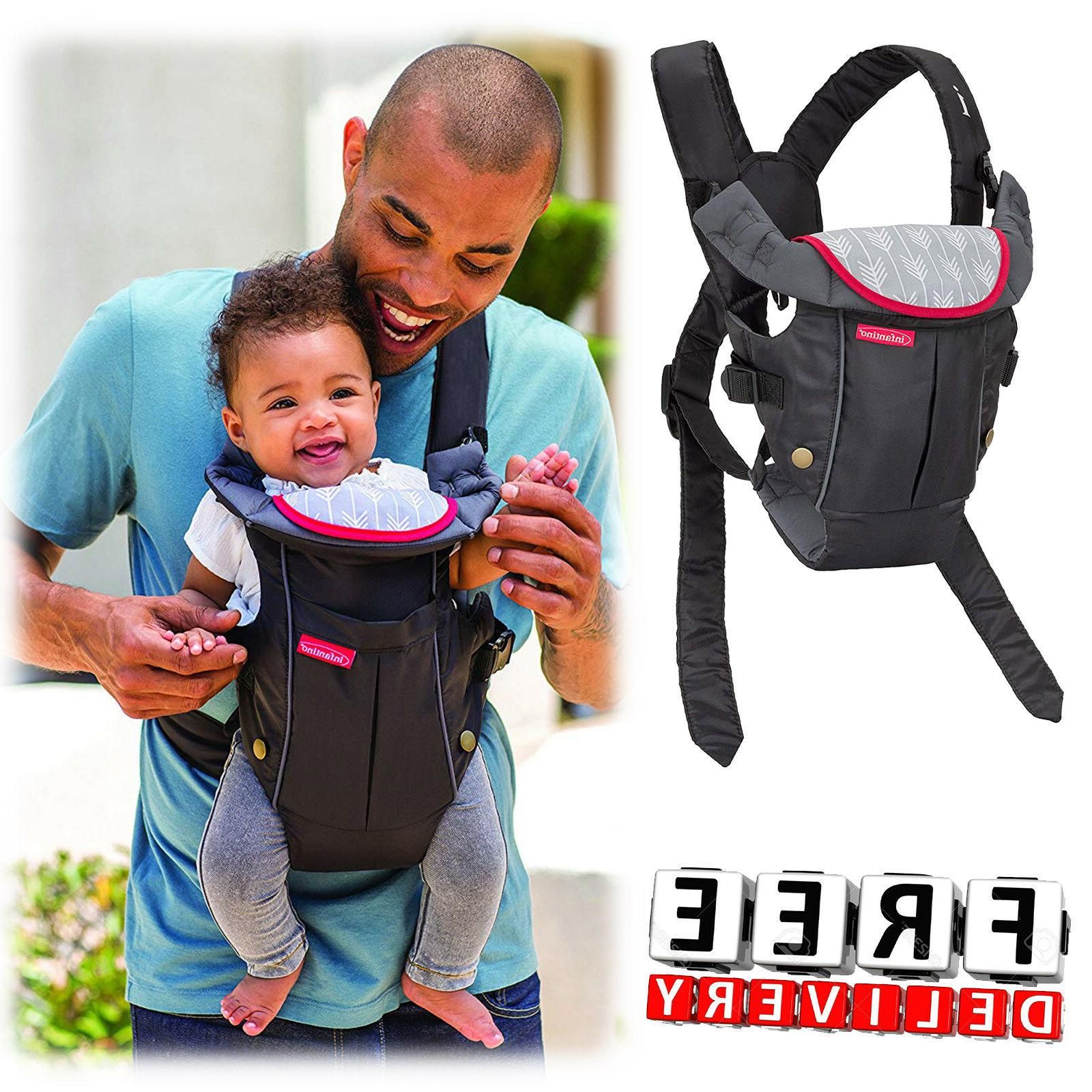 carrier compact front backpack